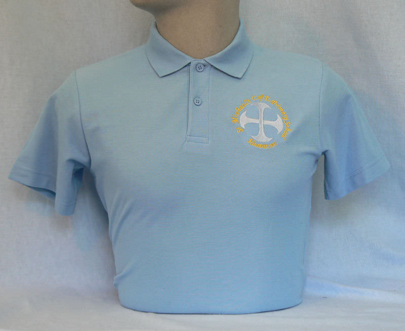 dbb964a8d St Michaels Primary School Polo Shirt • Thomas Moore