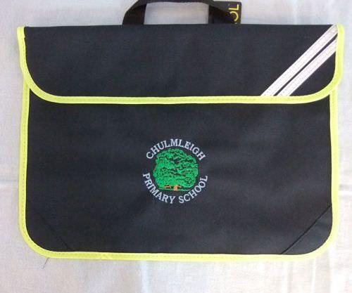 Chulmleigh Primary School Book Bag e82f8eafc921b