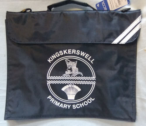 Kingskerswell Primary School Book Bag 723d9dd798f87