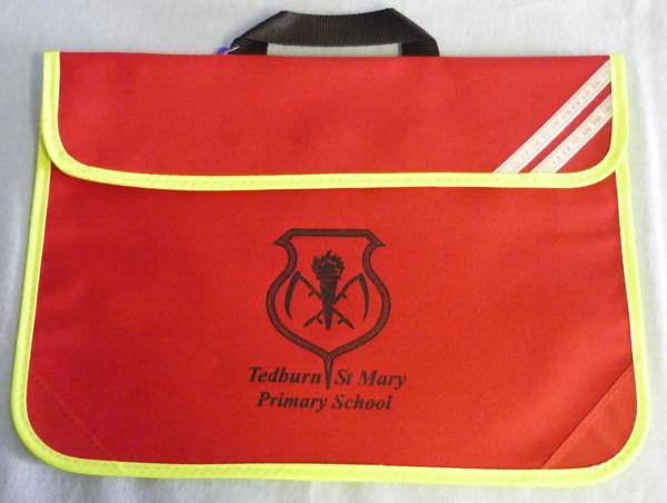 Tedburn St Mary Primary School Book Bag d4d073c093b42