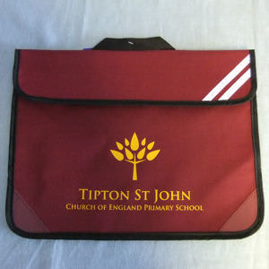 Tipton St John Primary School Book Bag 14867a158c452