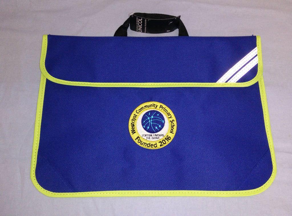 3e0b986eb1 Westclyst Primary School Book Bag • Thomas Moore