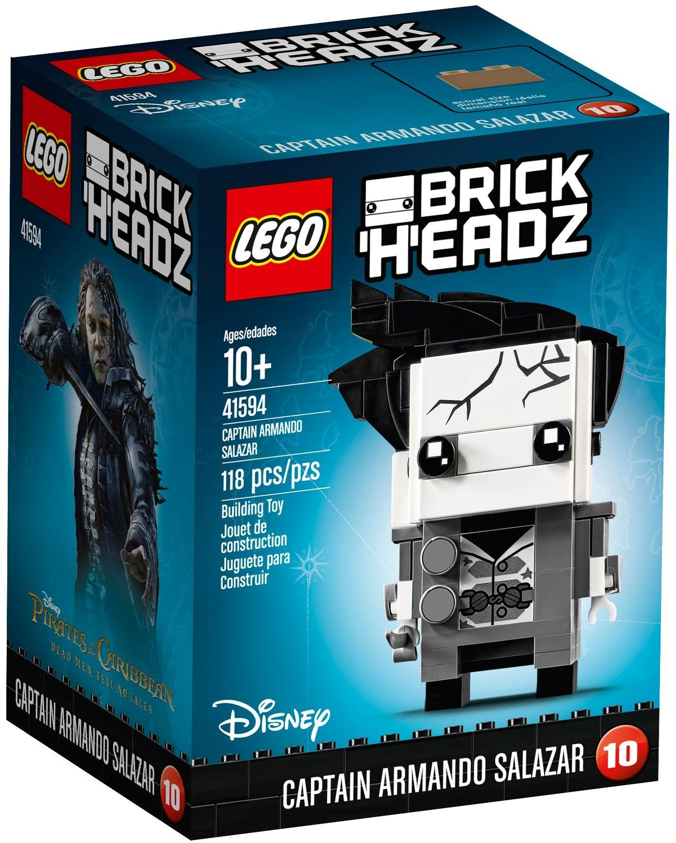Lego Captain Armando Salazar 41594 Thomas Moore