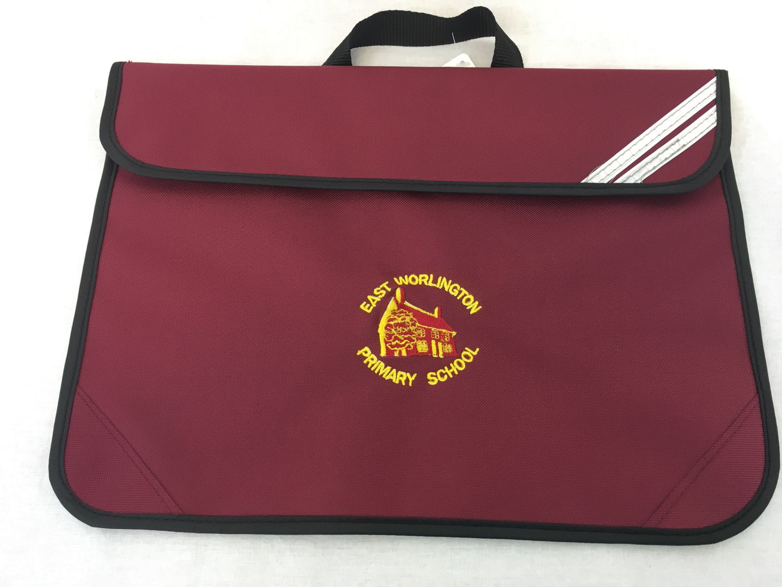 East Worlington Primary School Book Bag 1acb96f140e23
