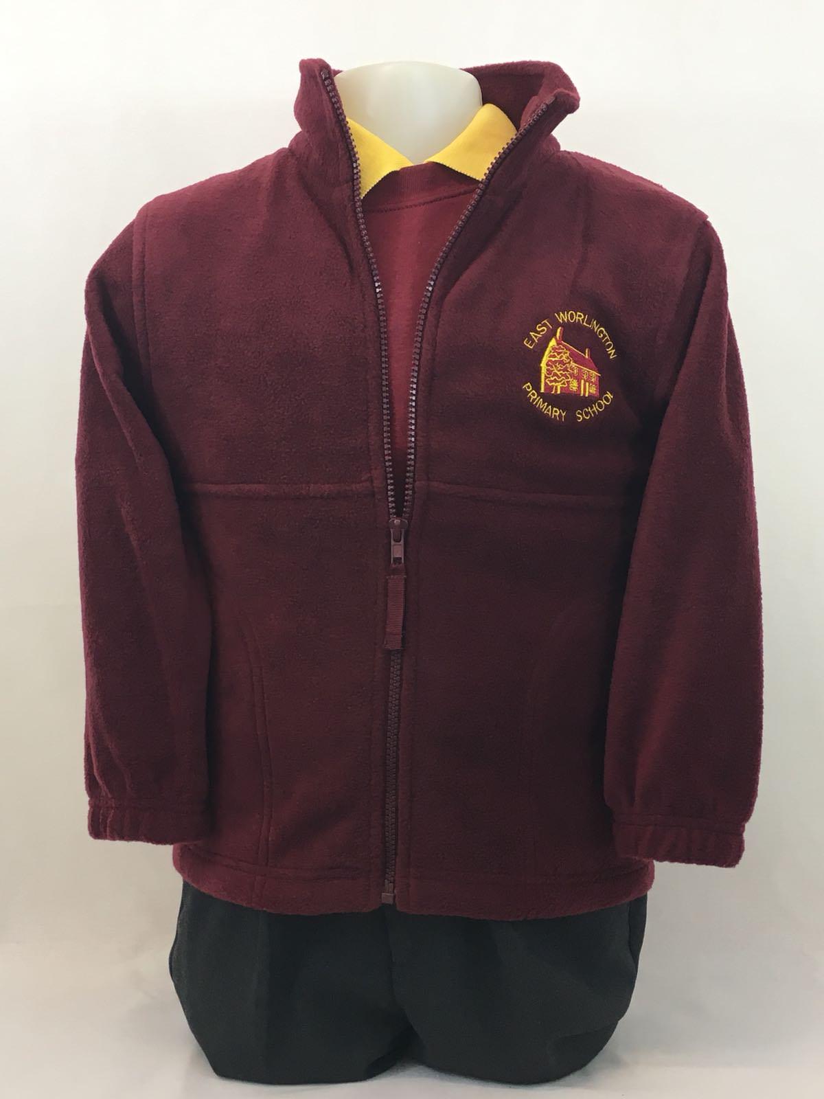 ddab0af94 East Worlington Primary School Fleece