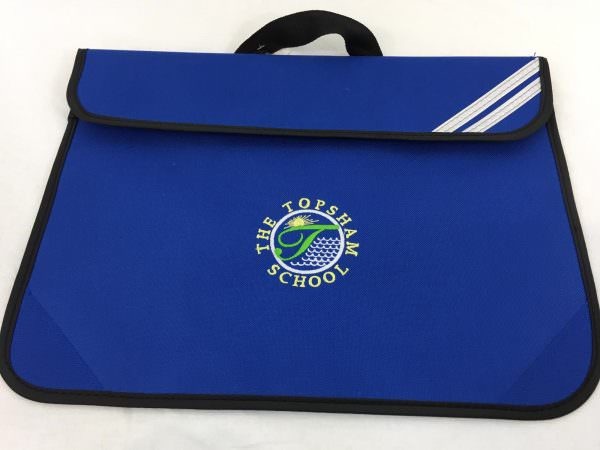 f5f1f8e98864 Topsham Primary School Book Bag • Thomas Moore