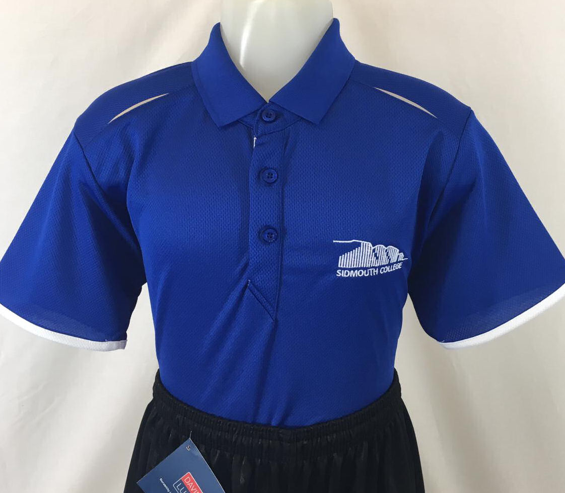 Sidmouth College Fitted PE Top