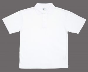 Woodbank School Polo Shirt- from Rowlinson