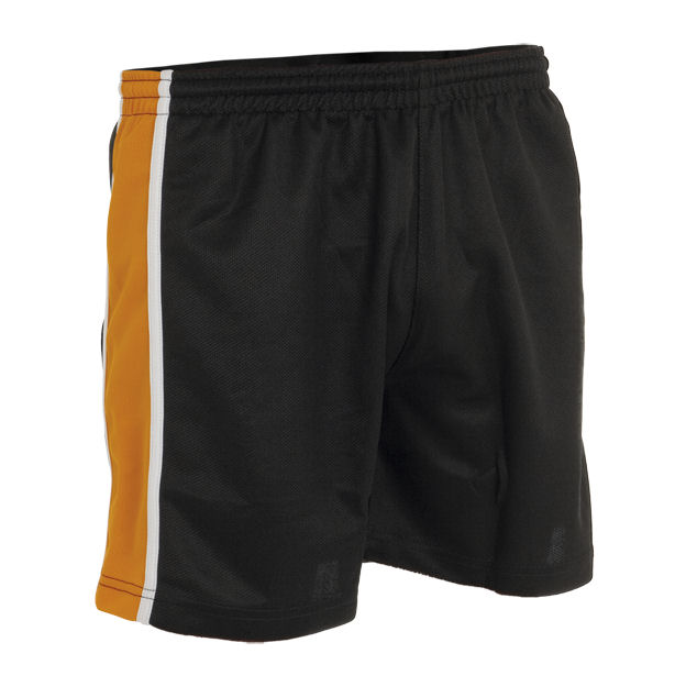 Spirit Panelled Sports Short