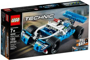 LEGO POLICE PURSUIT - 42091