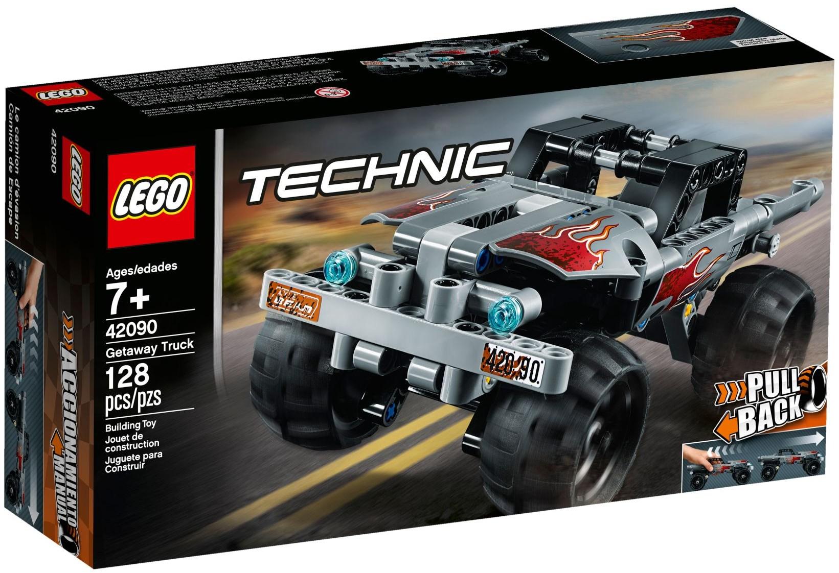 LEGO GETAWAY TRUCK - 42090