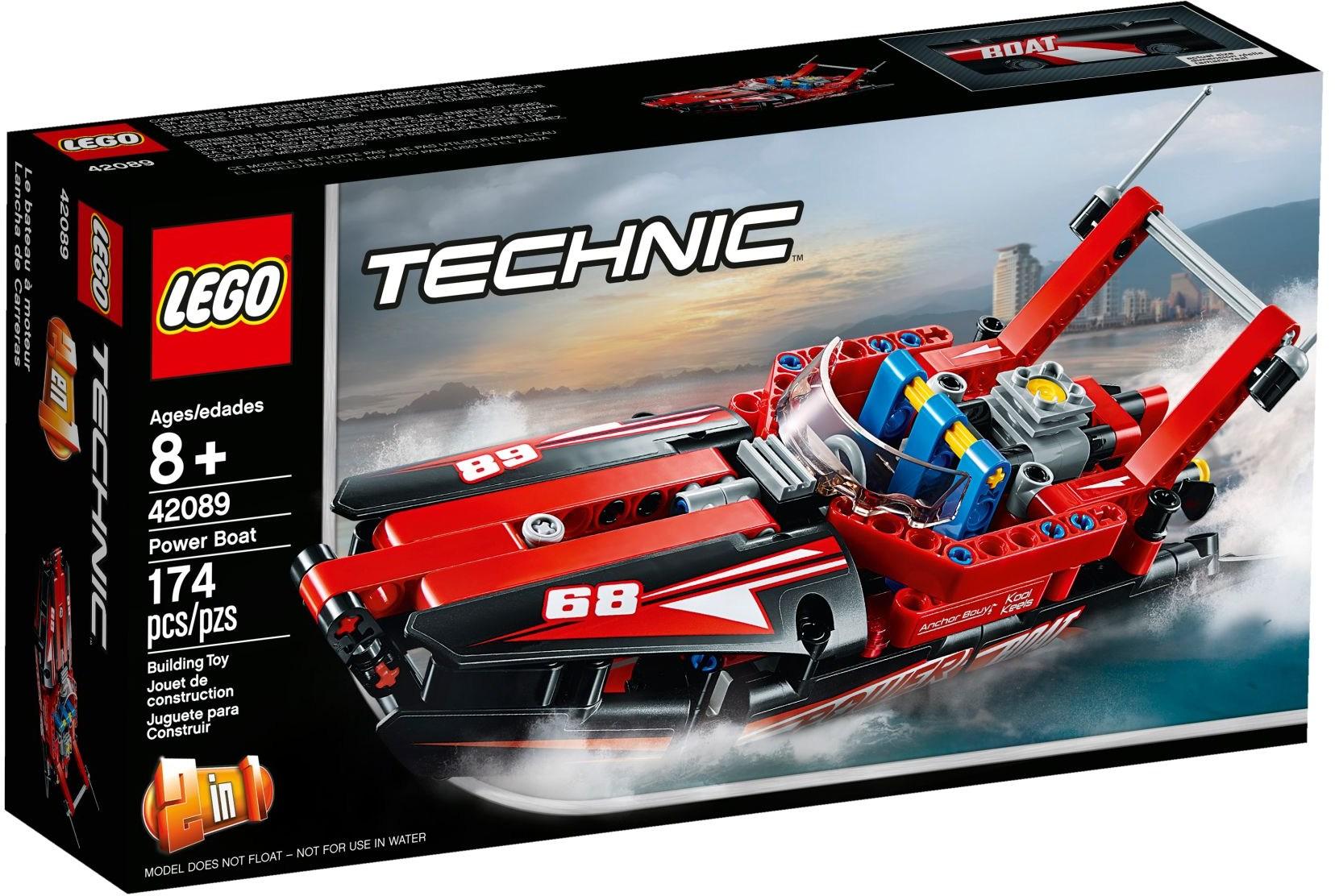 LEGO POWER BOAT - 42089