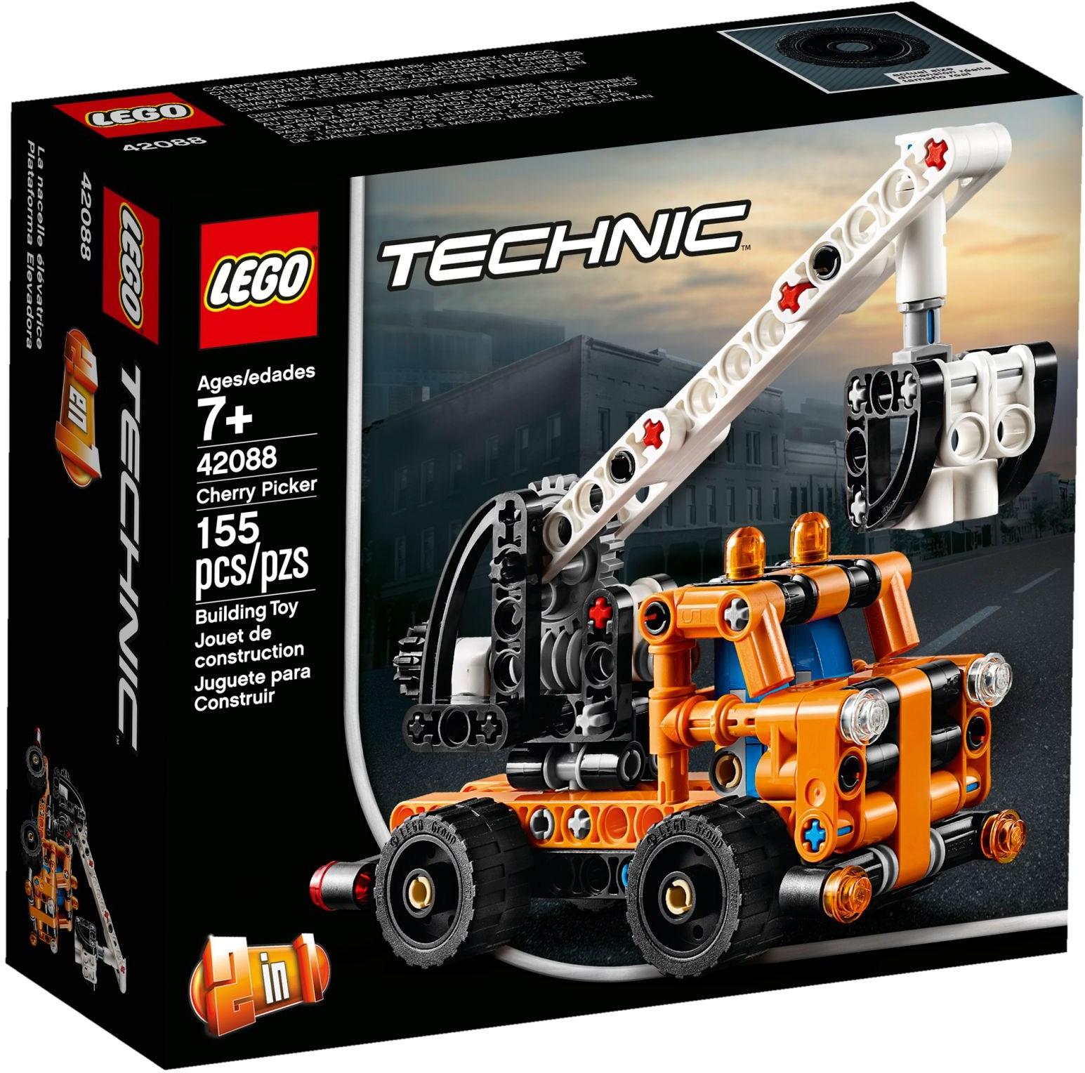 LEGO CHERRY PICKER - 42088