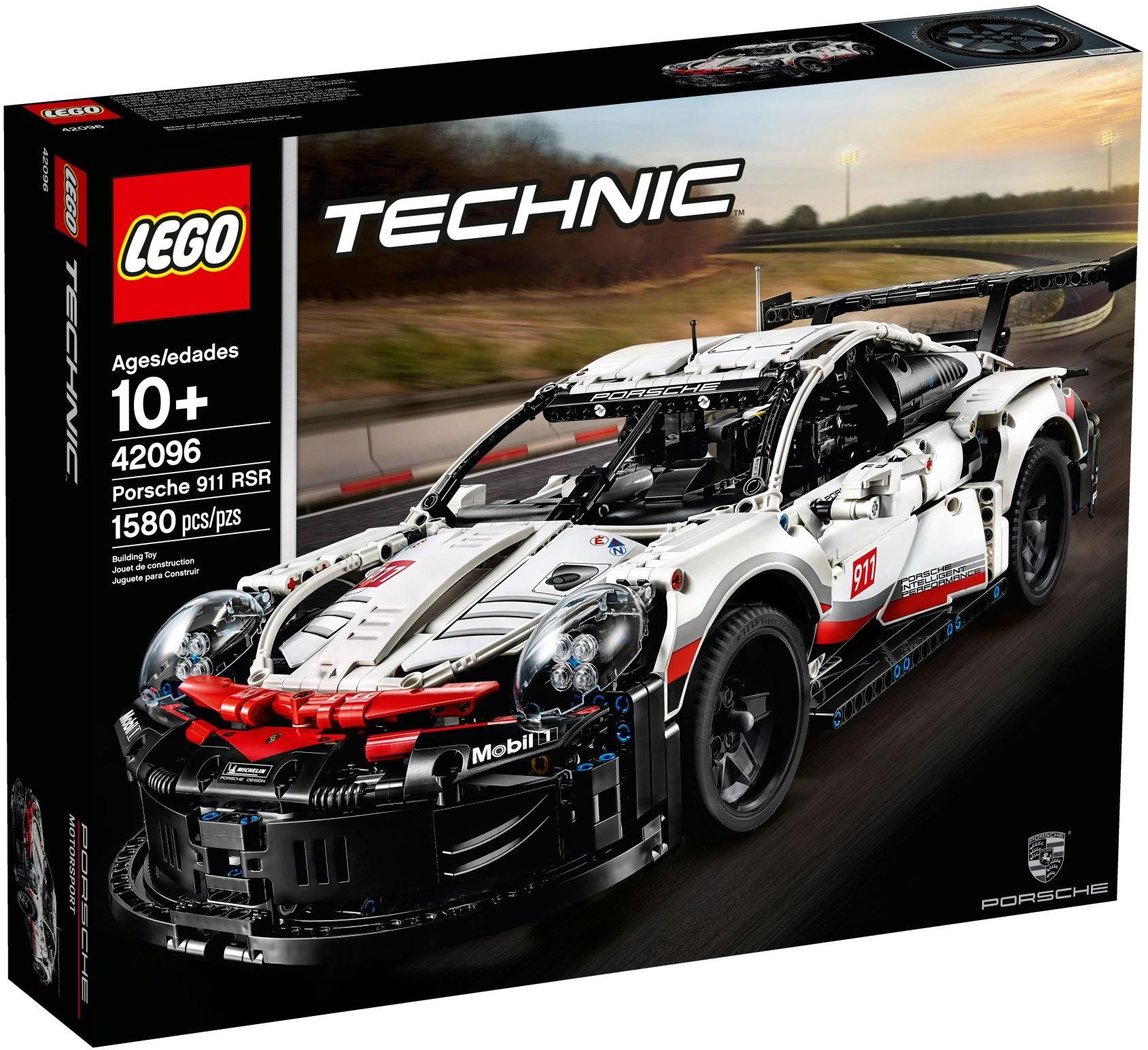LEGO PORSCHE 911 RSR - 42096