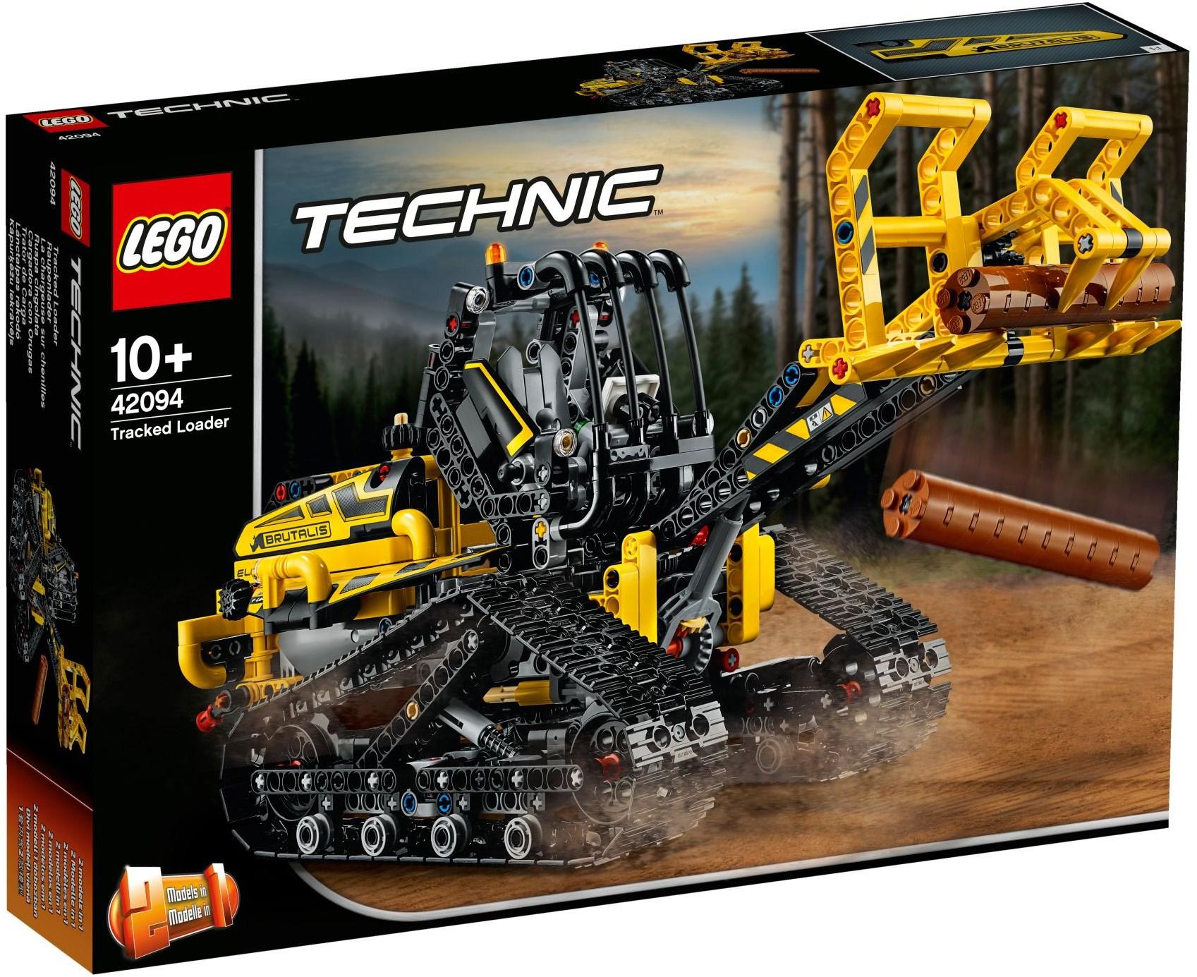 LEGO TRACKED LOADER - 42094