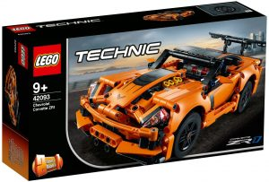 LEGO CHEVROLET CORVETTE ZR1 - 42093