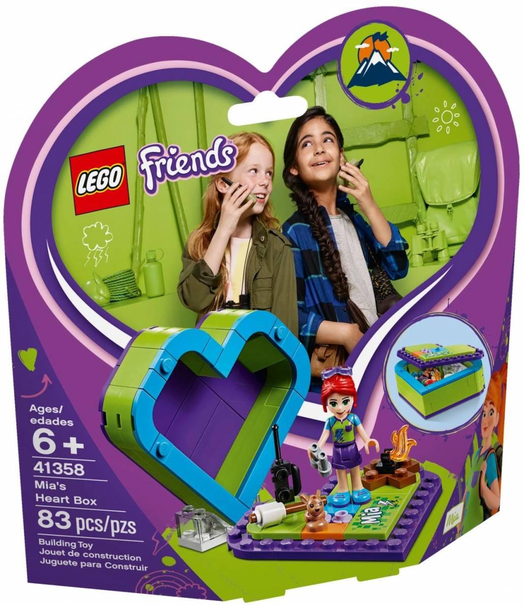 LEGO MIA'S HEART BOX - 41358