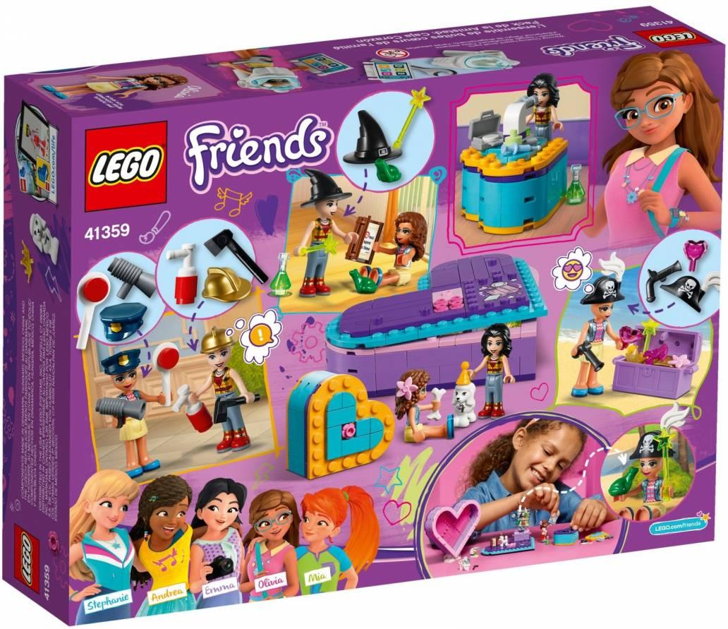 LEGO HEART BOX FRIENDSHIP PACK - 41359