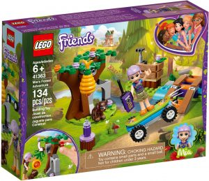 LEGO MIA'S FOREST ADVENTURE - 41363