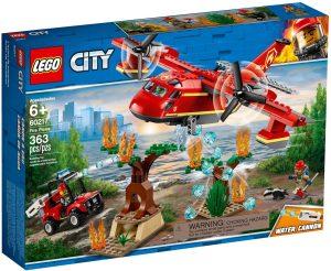 LEGO FIRE PLANE - 60217