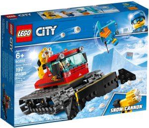 LEGO SNOW GROOMER - 60222