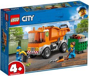 LEGO GARBAGE TRUCK - 60220