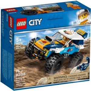 LEGO DESERT RALLY RACER - 60218