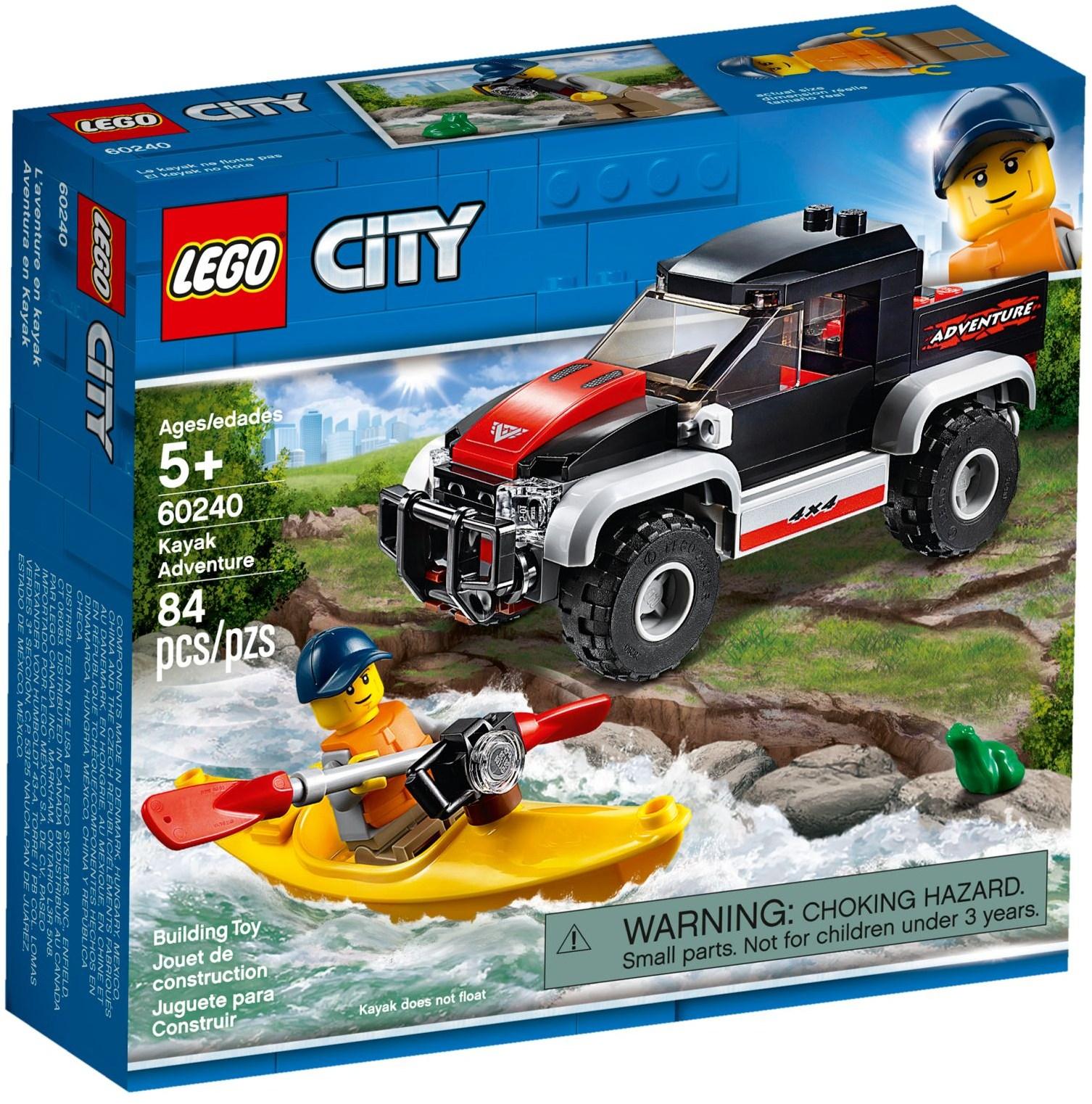LEGO KAYAK ADVENTURE - 60240