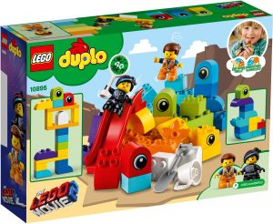 LEGO VISITORS FROM THE DUPLO PLANET - 10895