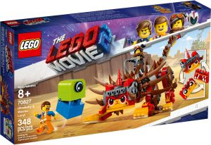 LEGO ULTRAKATTY & WARRIOR LUCY - 70827