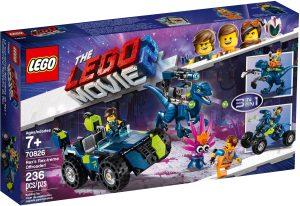 LEGO REX'S REX-TREME OFFROADER! - 70826