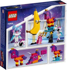 LEGO INTRODUCING QUEEN WATEVRA WA'NABI - 70824