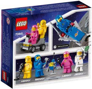 LEGO BENNYS SPACE SQUAD - 70841