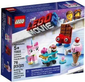 LEGO UNIKITTYS SWEETEST FRIENDS EVER - 70822