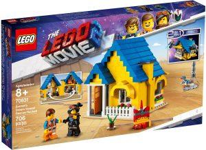 LEGO EMMETS DREAM HOUSE / RESCUE ROCKET - 70831