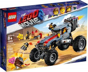 LEGO EMMET & LUCY'S ESCAPE BUGGY - 70829