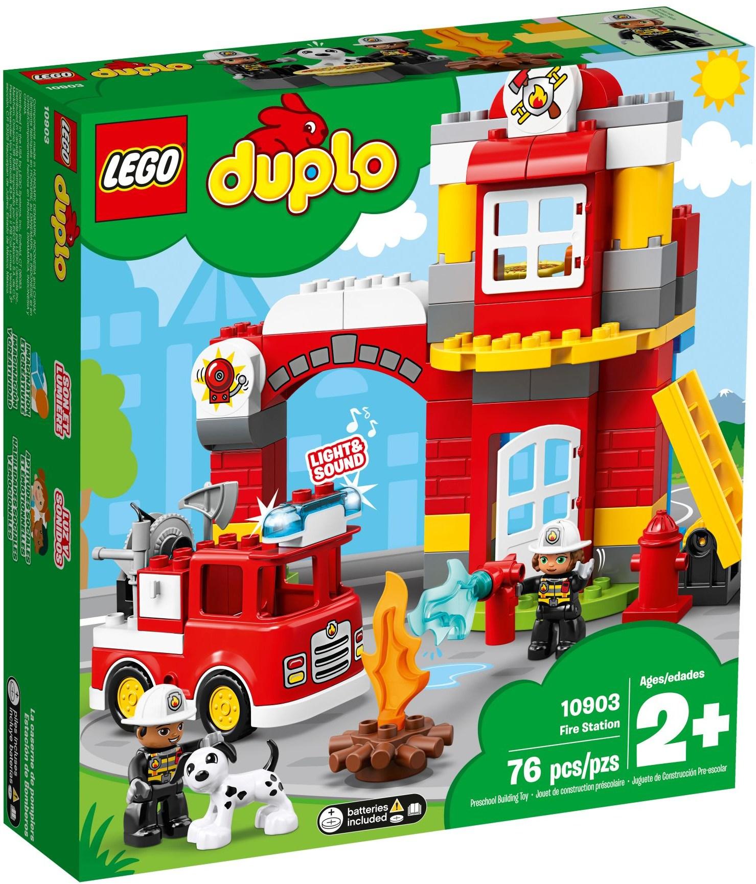 LEGO Fire Station - 10903