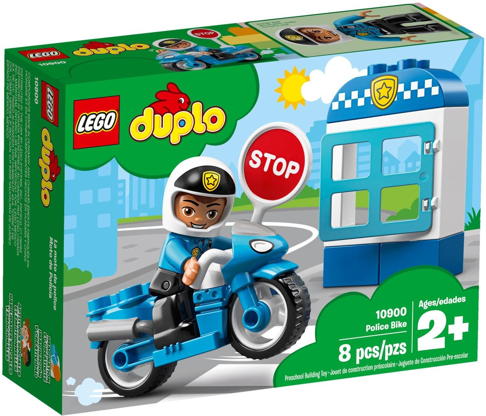 LEGO Police Bike - 10900