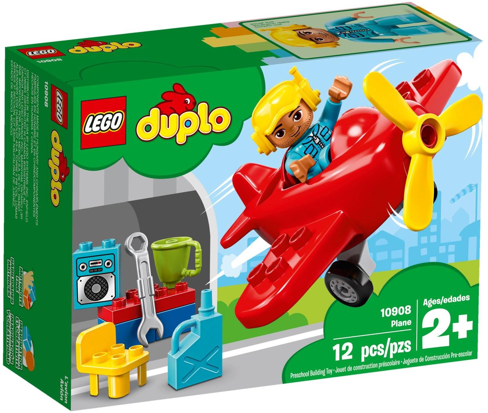 LEGO PLANE - 10908