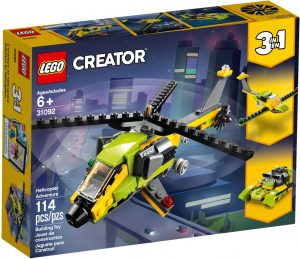 LEGO HELICOPTER ADVENTURE - 31092