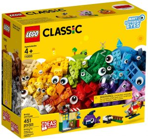 LEGO BRICKS & EYES - 11003