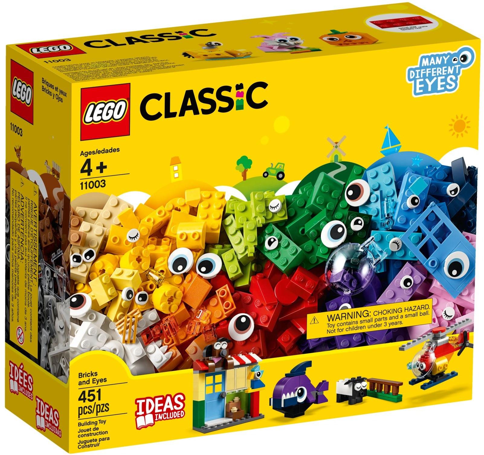 LEGO BRICKS & EYES - 11003