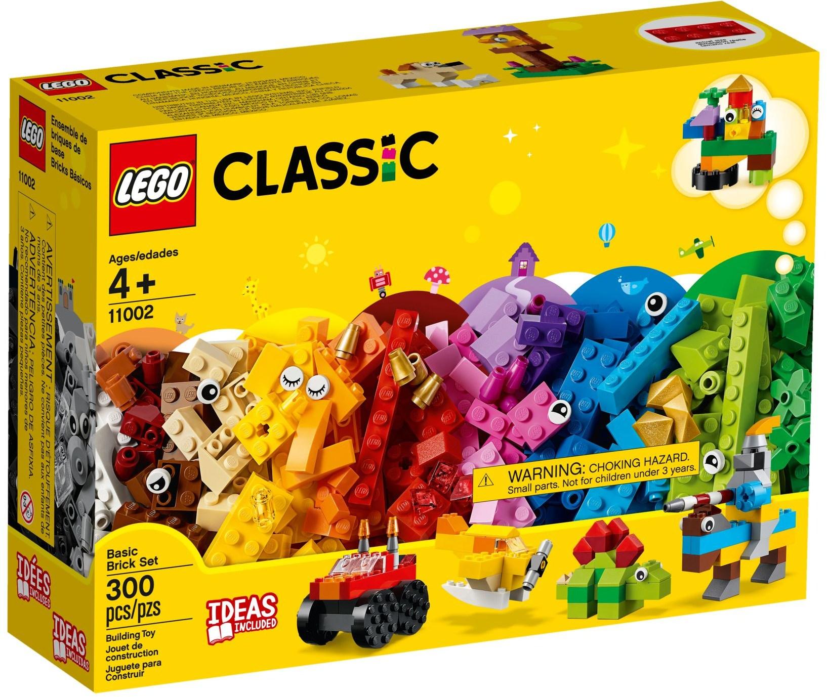 LEGO BASIC BRICK SET - 11002
