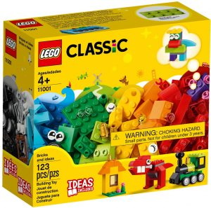 LEGO BRICKS & IDEAS - 11001