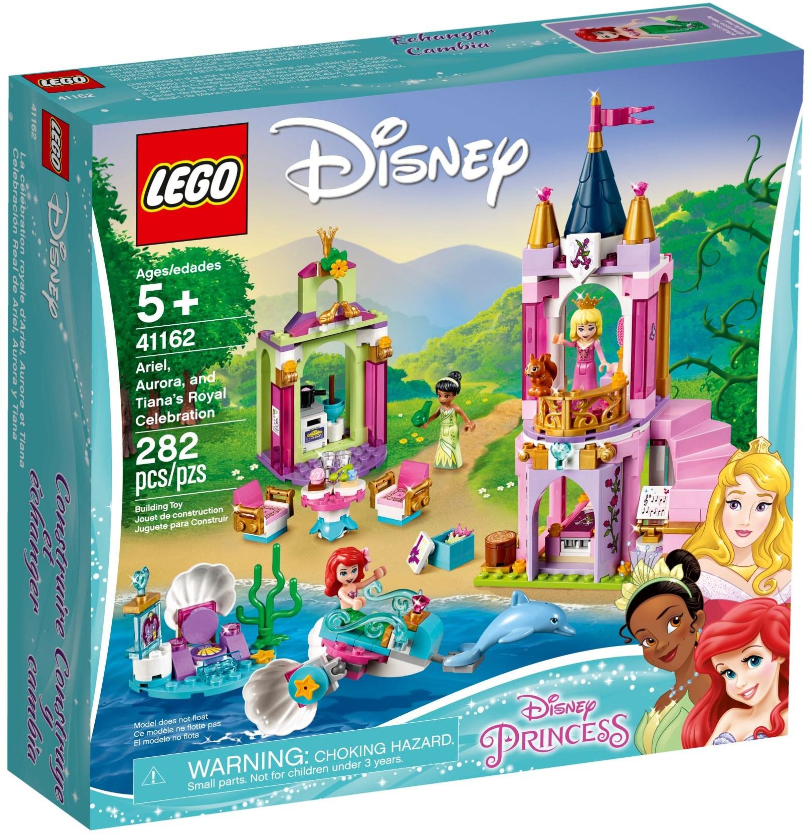 LEGO PRINCESS ROYAL CELEBRATION - 41162