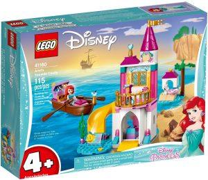 LEGO ARIELS SEASIDE CASTLE - 41160