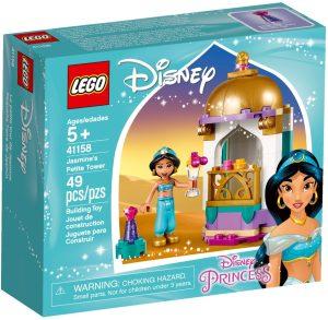LEGO JASMINES PETITE TOWER - 41158