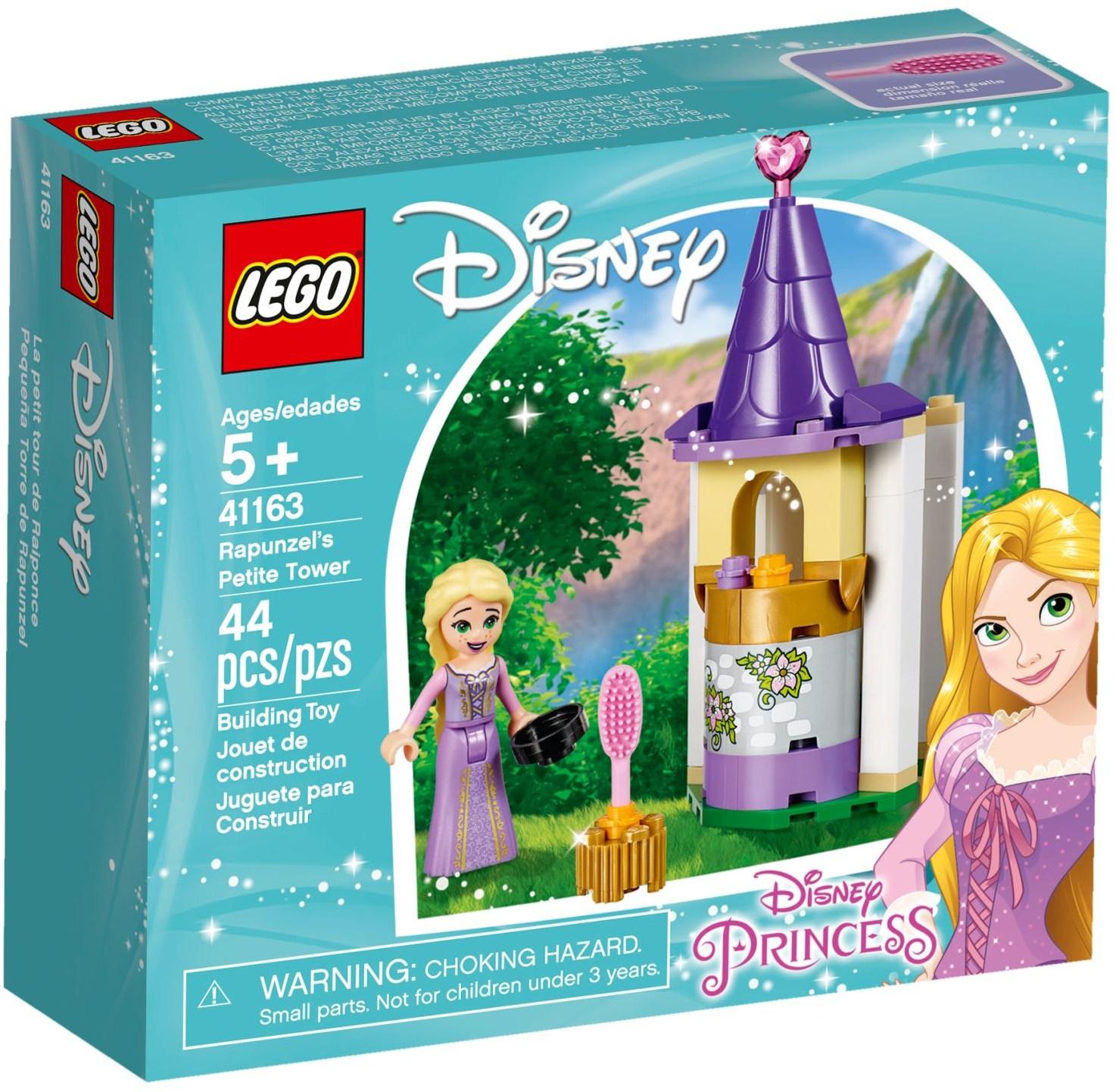 LEGO RAPUNZELS PETITE TOWER - 41163
