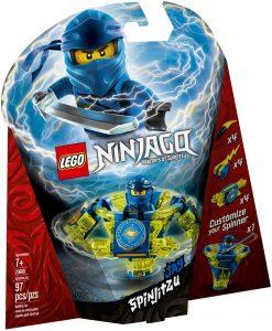 LEGO SPINJITZU JAY - 70660