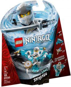 LEGO SPINJITZU ZANE - 70661
